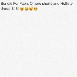 Bundle for Faon