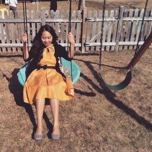 Kate Spade Dresses & Skirts - Kate Spade mustard dress