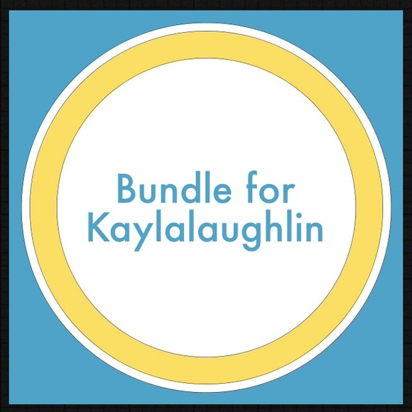 Other - Bundle for Kaylalaughlin