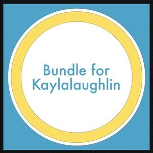 Bundle for Kaylalaughlin