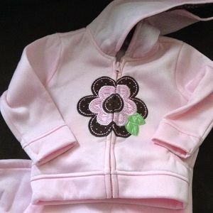 Other - Dry fit sweat suit for toddlers