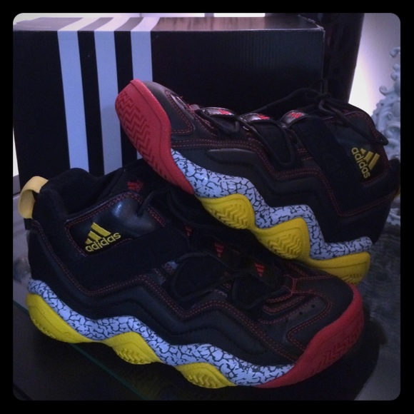 Adidas Top Ten 2000 J Basketball Shoes