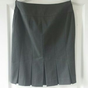 Express Dresses & Skirts - Back Pleated Pencil Skirt