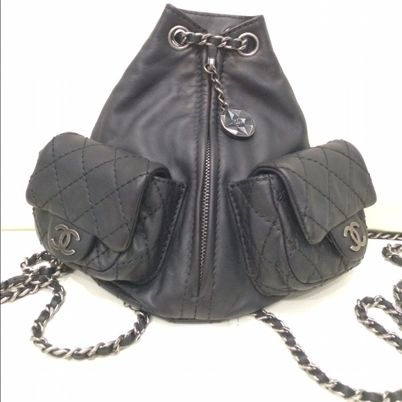 eab37c17c364 CHANEL Bags | Sold On Ebay Mini Backpack | Poshmark