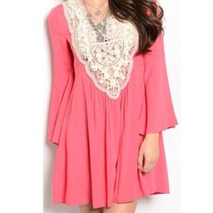 Dresses & Skirts - ‼️SALE‼️Abigail Lace Charm Dress