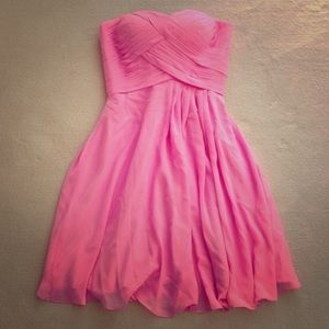 Pink Dress for Lynzie