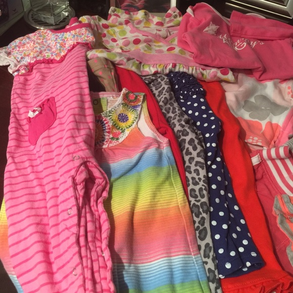 Sold In Bundle 12 Month Baby Girl From Amy S Closet On