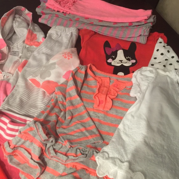 SOLD IN BUNDLE 12 month baby girl from Amy's closet on ...
