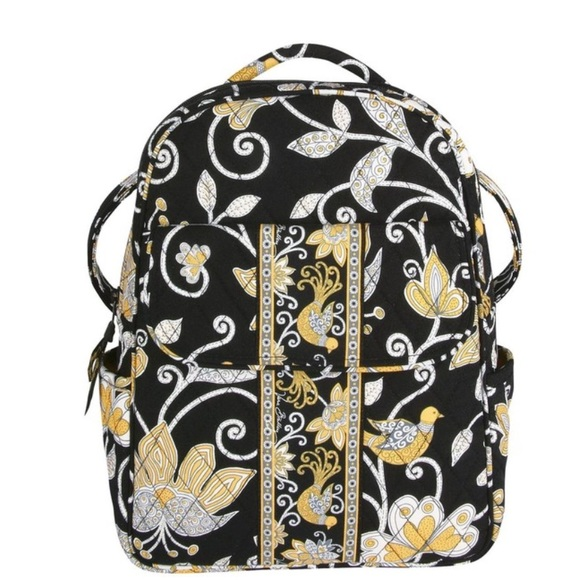 b62c07140e7 Vera Bradley Bags   Yellow Bird Backpack   Poshmark