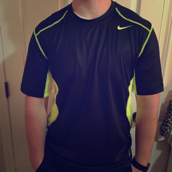 Nike Other - Nike Pro Combat Large Tight Fit Men's Shirt