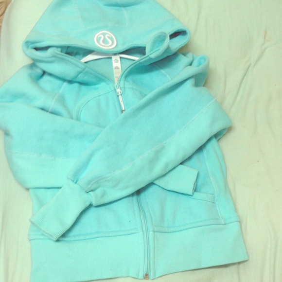 8823adbc5 lululemon athletica Sweaters - Mint Lululemon Scuba hoodie (REPLICA)