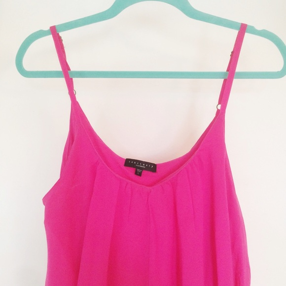 Sanctuary Dresses - Hot Pink Trapeze Dress