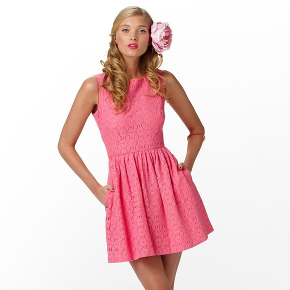 64% off Lilly Pulitzer Dresses & Skirts - Lilly Pulitzer Aleesa ...