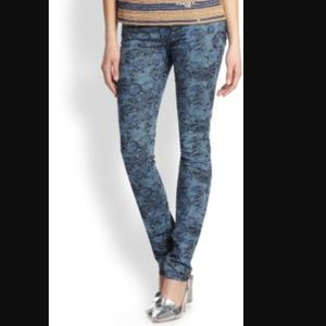 Ivy Super Skinny Tory Burch Jeans