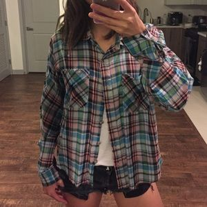 Urban Outfitters Tops - UO Plaid Button Down