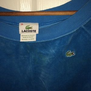 Cute Lacoste sweater