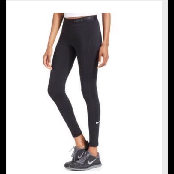 451a70ae8e9fa Nike Pants | Pro Hyperwarm 30 Training Tights | Poshmark