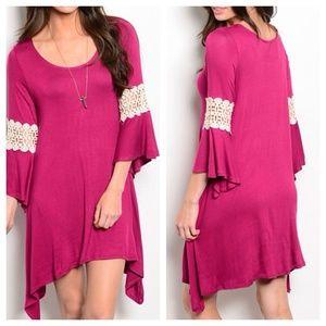 Dresses & Skirts - ‼️SALE‼️Ellie Sharkbite Dress