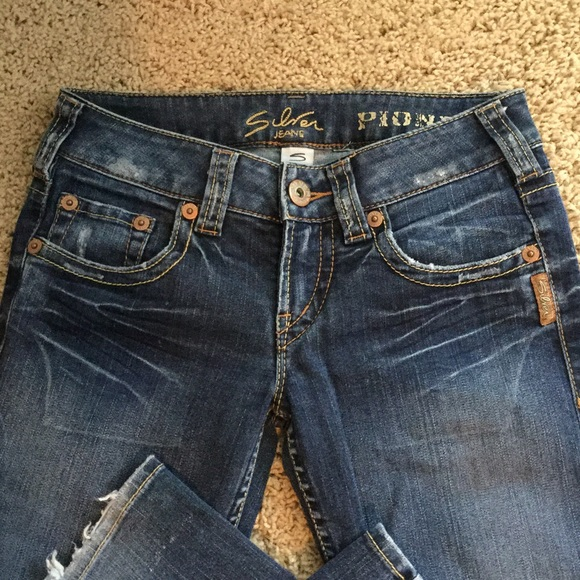 Silver Jeans - Silver Pioneer jeans from Tammie&39s closet on Poshmark