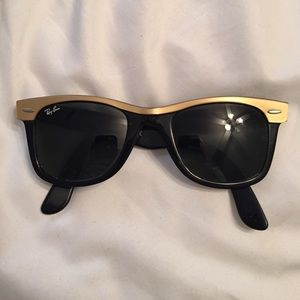 Limited Edition Ray Ban Wayfarers