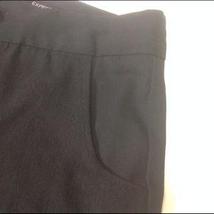 Express Pants - Black Express Editor Pants