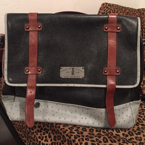 03fa5824dec5 Christian Audigier Handbags - Christian Audigier Messenger Bag