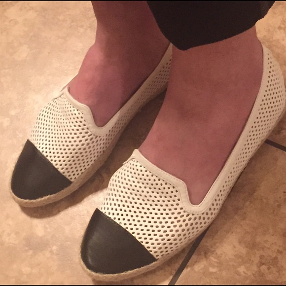 678c1d56cfb ... Madden Girl black and white flats. M 552419aa0a15a303bb0c2e40
