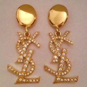 replica yves saint laurent jewelry