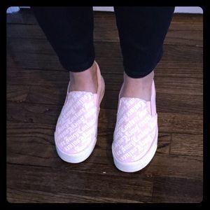 Juicy Couture vans style slip in sneaker