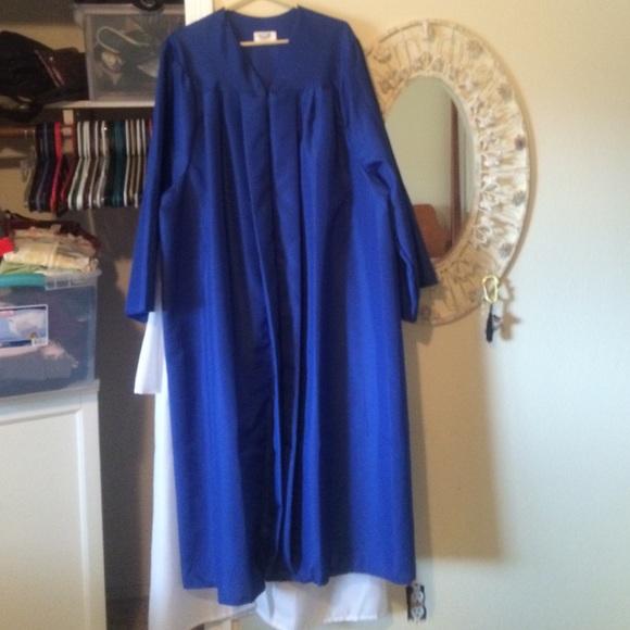 Josten\'s Dresses | Jostens Graduation Cap And Gown | Poshmark