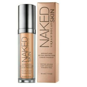 Urban Decay Naked Skin Liquid Makeup Foundation