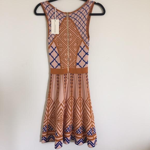 Galerry taj flared dress