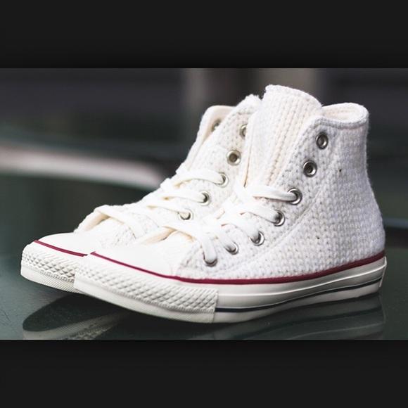 4389f0fe79a734 🎉️flash sale🎉 knit Converse all stars