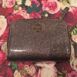 Authentic small Kate spade pouch