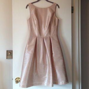 b2f1444b129 Alfred Sung Dresses - Alfred Sung Dupioni Fit   Flare Dress