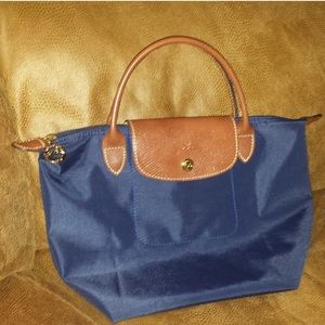 Longchamp le pliage SMALL navy