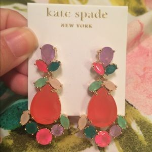 ✨Kate Spade  New York Chandelier Drop Earrings