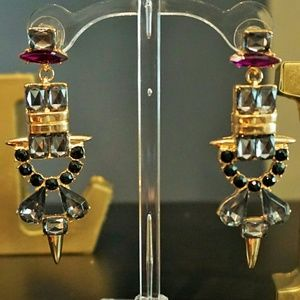 The Bold and Beautiful Statement Earrings