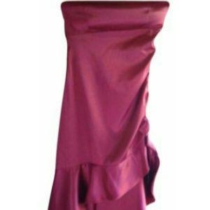 Pink prom dress by Blondie