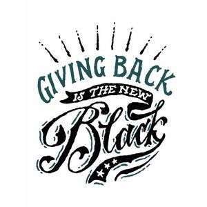 Other - Help me give back!
