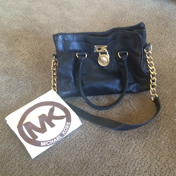 Michael kors Hamilton bag size medium