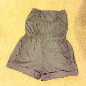 Geren Ford Dresses & Skirts - Gray romper by Geren Ford