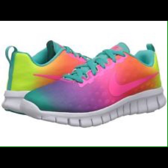 Nike Free Ombre Shoes