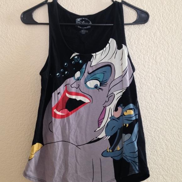 b386ce71 Disney Tops | Little Mermaid Ursula Tank Top | Poshmark