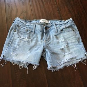 Abercrombie& Fitch shorts