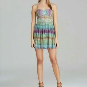 BB Dakota multicolored dress