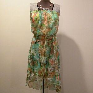 Modcloth delicate floral dress