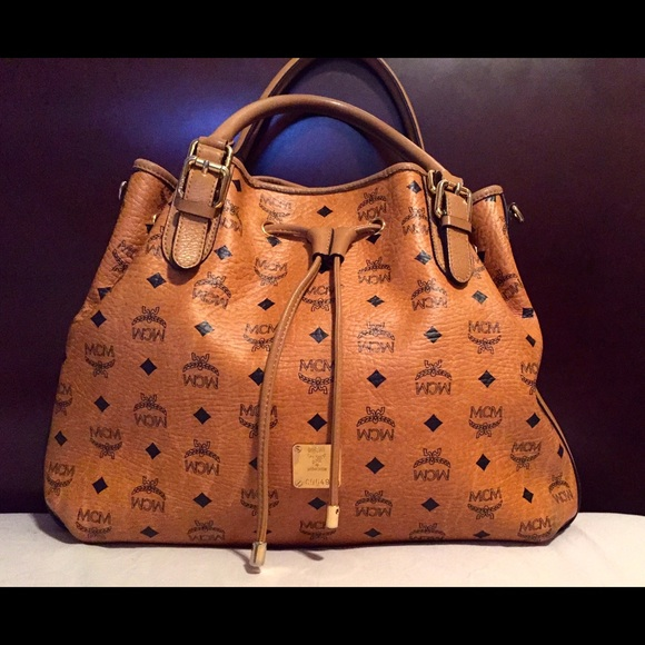 Hot Bargains! 39% Off MCM Trisha Chain Suede Shoulder Bag