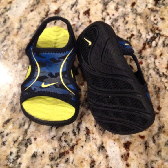 off Nike Other Baby boys size 4 Nike sandals from