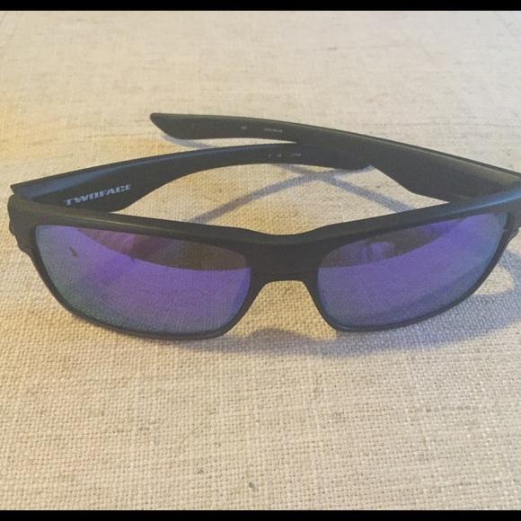 oakley accessories twoface sunglasses poshmark rh poshmark com